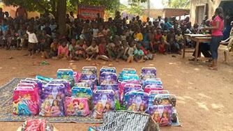 Mercy and Azozo Hope Foundation